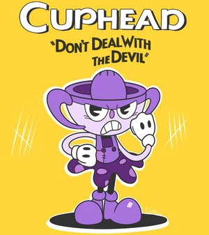 Sippycup Cuphead OC