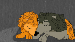 Sleeping in the Rain