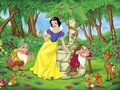Snow White - disney-princess wallpaper