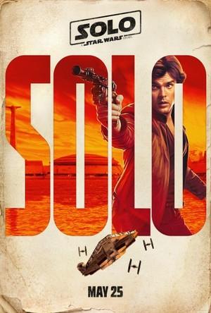 Solo: A 별, 스타 Wars Story - Han Solo Poster