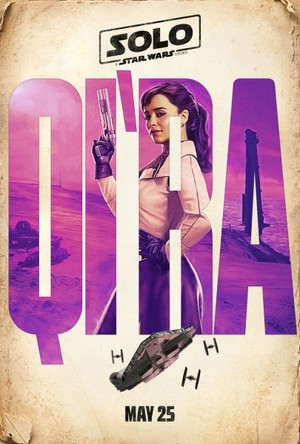 Solo: A Star Wars Story - Qi'ra Poster