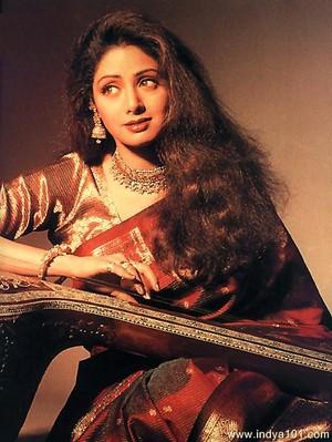 Sridevi ( 13 August 1963 – 24 February 2018)