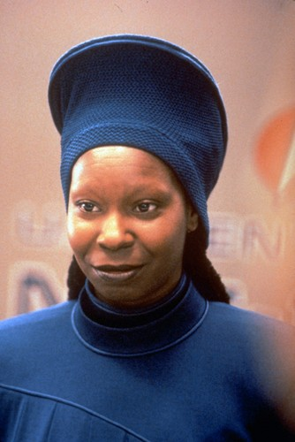 Whoopi Goldberg wallpaper called Star Trek - The Next Generation
