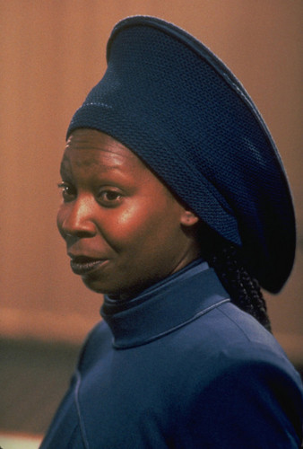 Whoopi Goldberg wallpaper entitled Star Trek - The Next Generation