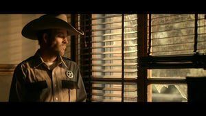 Stephen in Leatherface