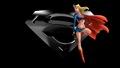 dc-comics - Supergirl Alone In The Dark 2 wallpaper