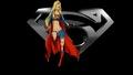 dc-comics - Supergirl Alone In The Dark wallpaper