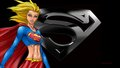 dc-comics - Supergirl   Black 2 wallpaper