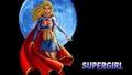 dc-comics - Supergirl   Blue Moon wallpaper