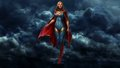 dc-comics - Supergirl   In The Clouds wallpaper