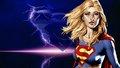 dc-comics - Supergirl Lightning wallpaper