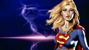Supergirl Lightning