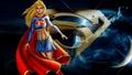dc-comics - Supergirl   Space 7 wallpaper