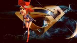 Supergirl   Space 8