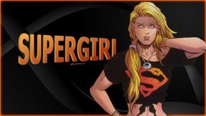 Supergirl Teenager