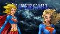 dc-comics - Supergirl   Times 2 a wallpaper