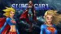 dc-comics - Supergirl   Times 3 a wallpaper