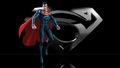 dc-comics - Superman Alone In The Dark 1 wallpaper
