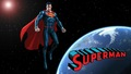 dc-comics - Superman In Space 3 wallpaper