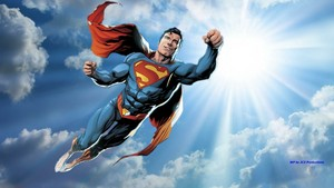 Superman Sunny siku 1