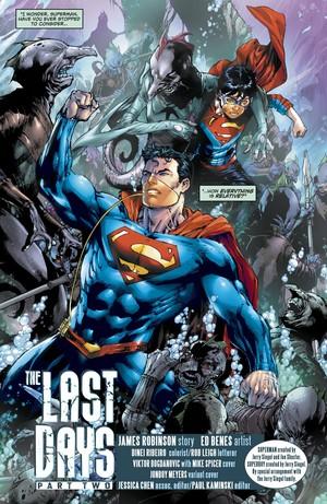 সুপারম্যান and Superboy