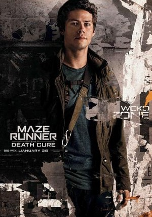 The Death Cure:Thomas
