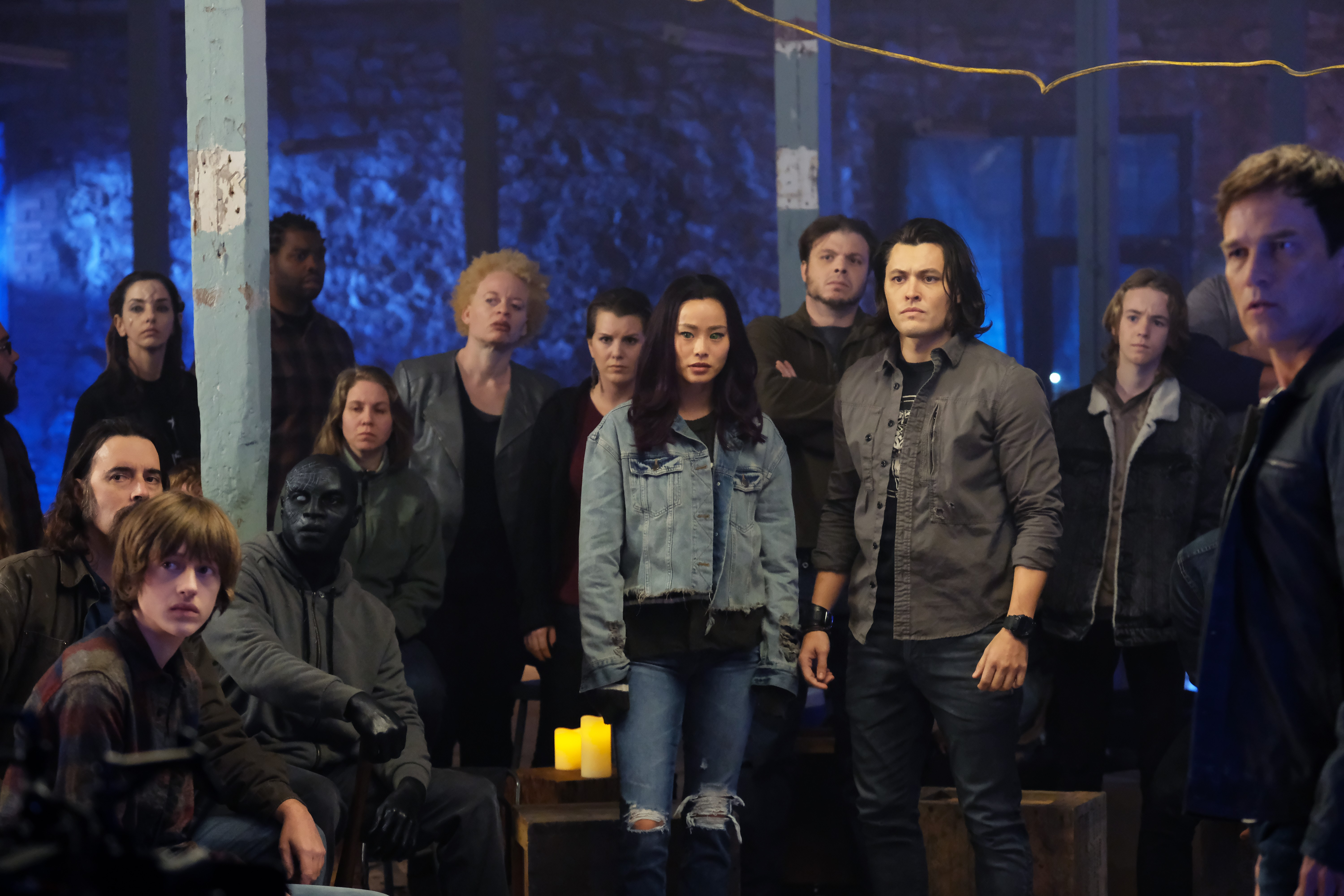 """The Gifted """"X-roads"""" (1x13) promotional picture"""