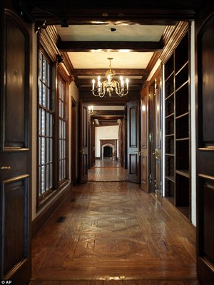 The Hallway Of Neverland Mansion