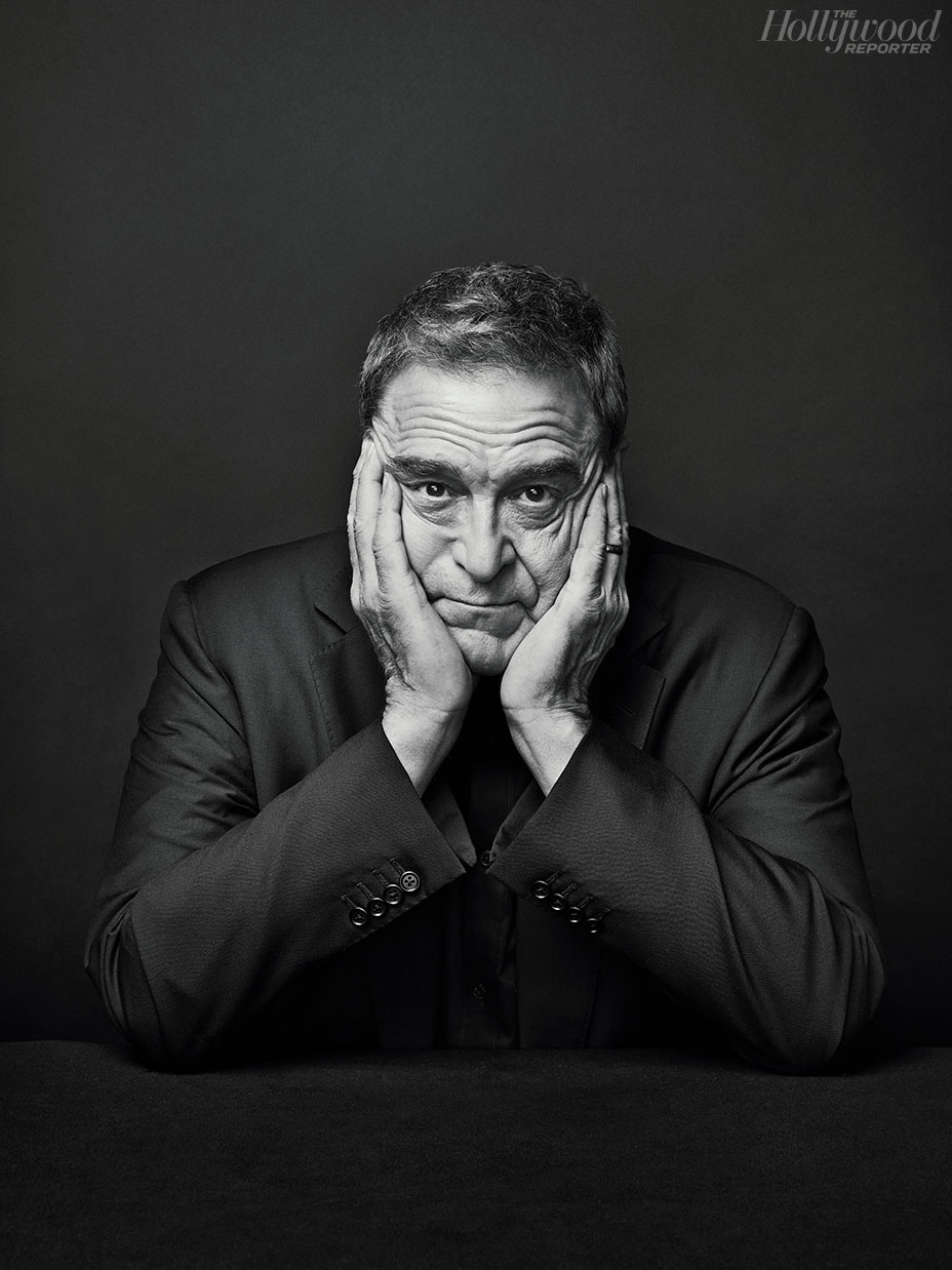 The Hollywood Reporter Portrait - John Goodman