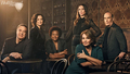 The Hollywood Reporter Portrait - Roseanne's Cast and Showrunners