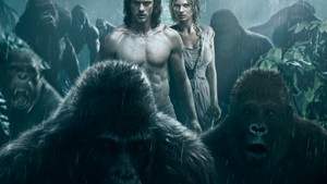 The Legend of Tarzan wallpaper