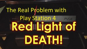 The Real Problem with Play Station 4