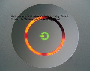 The Real Problem with Xbox 360 is...