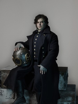 The Terror Season 1 - Henry Collins Official Picture