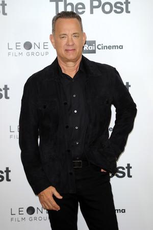 Tom Hanks (2018)