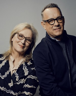 Tom Hanks and Meryl Streep