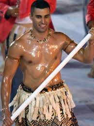 Topless Tongan At The 2018 Winter Olympics Opening Ceremony