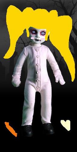 Living Dead Puppen Hintergrund entitled Usagi