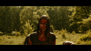 Vanessa Grasse in Leatherface