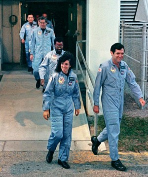 Victims Of 1986 Weltraum Shuttle Tragedy