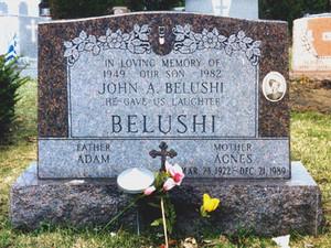 Gravesite Of John Belushi