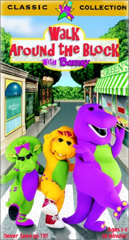 Walk Around the Block with Barney (1999)