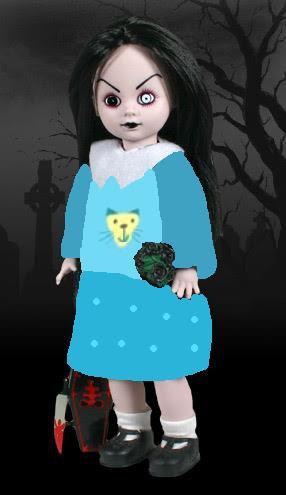 Living Dead Куклы Обои entitled Wen
