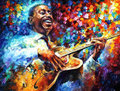 Wes Montgomery  - celebrities-who-died-young fan art