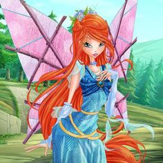 The Winx Club achtergrond called Winx Club
