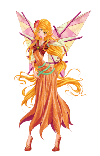 The Winx Club achtergrond titled Winx Club