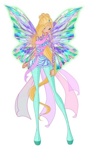The Winx Club achtergrond entitled Winx Club