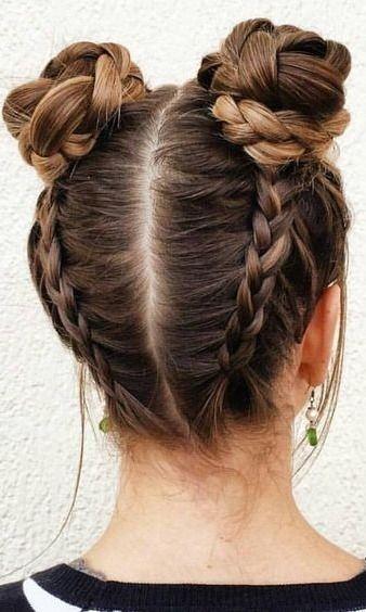 Best 25+ Cute girls hairstyles ideas on Pinterest | Cute girl hair ...