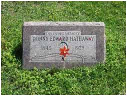 Gravesite Of Donny Hathaway