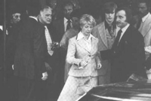 Jack Cassidy' Funeral Back In 1976